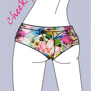 Happy Floral Cheeky
