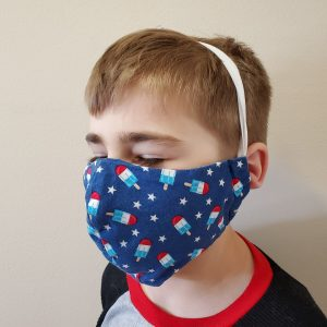 Mask with Elastic